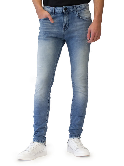 Lost in Paradise Vince Tapered midblue used