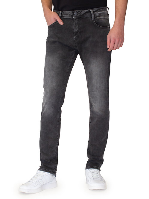 Lost in Paradise Mick slim fit grey used