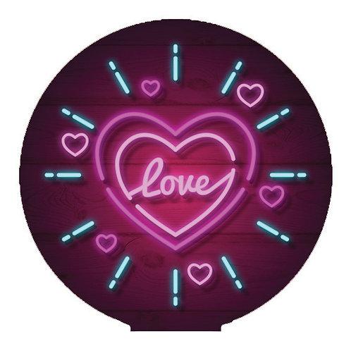 Grip-Pad ( Neon Love )