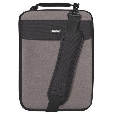 """Cocoon CLS358 - NoLita II - Neoprene Laptop Sleeve  Up To 13"""" Laptops ( Grey )"""