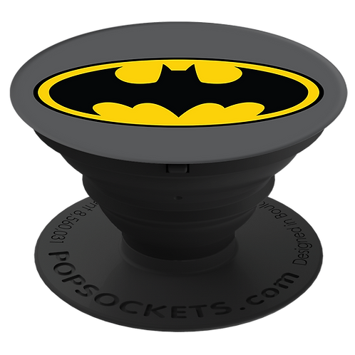 PopSockets -Justice League ( Batman Icon  )