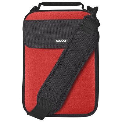 Cocoon NoLita II- NoLita II - Neoprene iPad/Tablet Sleeve ( Red ) for 10'' table