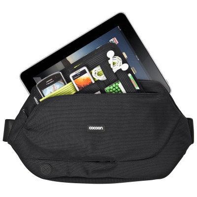 """Cocoon Harlem - iPad/Tablet Sling  Apple iPad/10"""" Tablets CSN346 ( black )"""