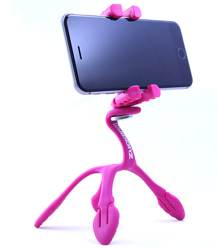 GekkoPod - Pink ( With Remote )