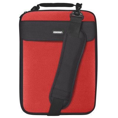 """Cocoon CLS358 - NoLita II - Neoprene Laptop Sleeve  Up To 13"""" Laptops ( Red )"""