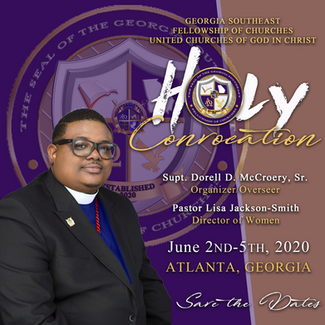 Georgia Southeast Fellowship Holy Convoc