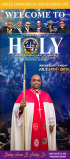 UCOGIC Holy Convocation 2019 Welcome Ret