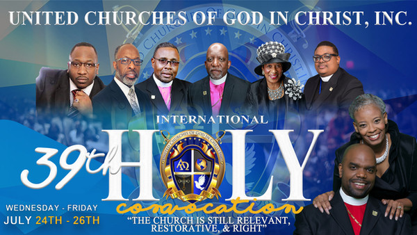 UCOGIC Holy Convocation 2019 Stage Main