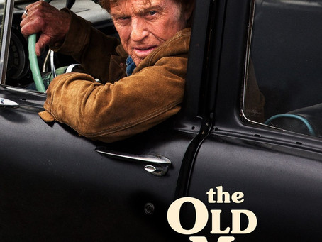 The Old Man & the Gun Now Streaming