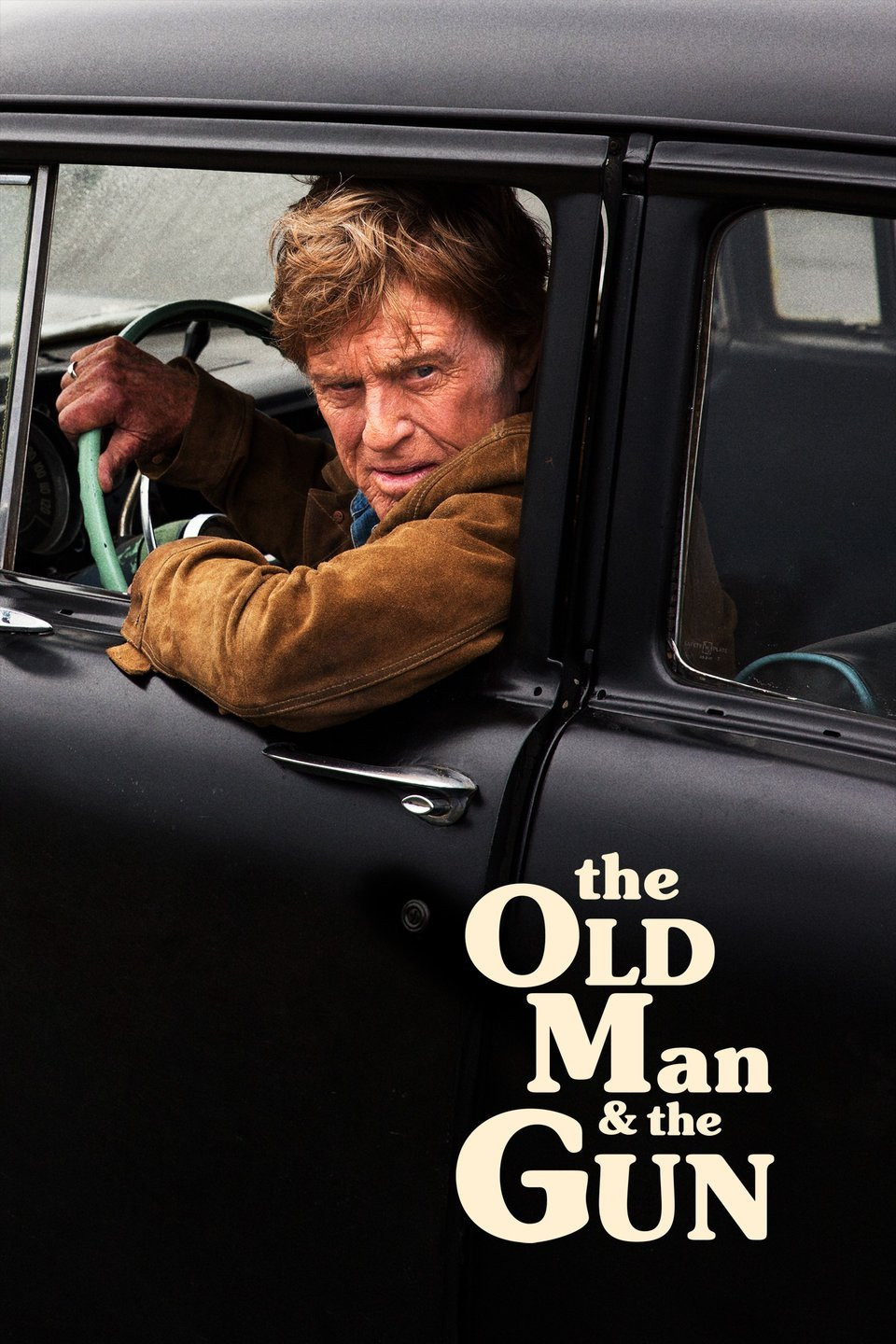 "HBO Now | Robert Redford is a gentlemanly bank robber in the low-key ""The Old Man & the Gun"" (2018, PG-13), co-starring Sissy Spacek and Casey Affleck."