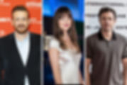 Casey Affleck | Jason Segel | Dakota Johnson | The Friend