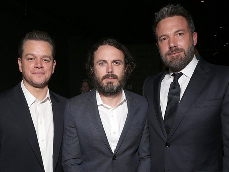 Casey Affleck Happily Supports The Last Duel