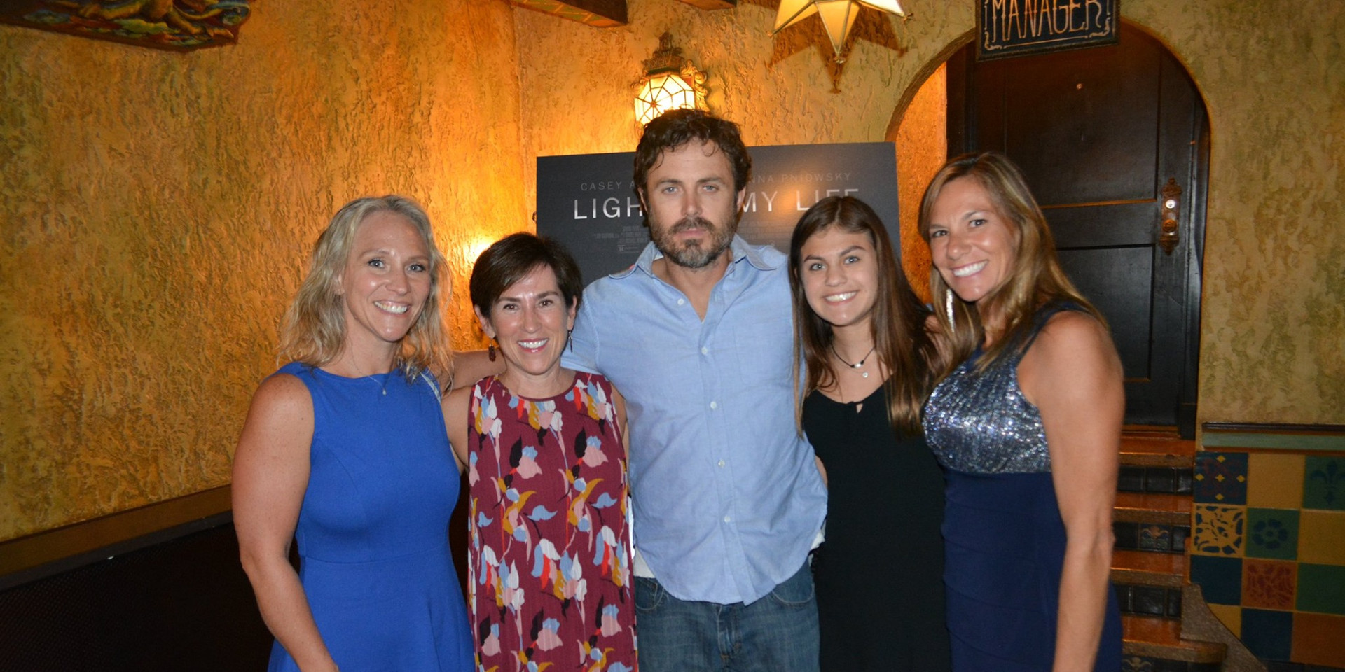 LIGHT OF MY LIFE TAMPA VETERANS EXCLUSIVE SCREENING