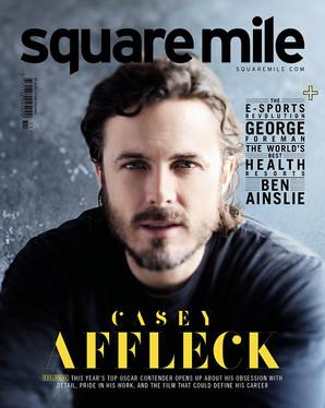 Casey Affleck | Square Mile