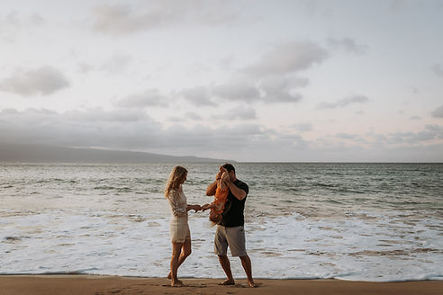 Gemma Rose Photography - Maui Photographer Beach Family