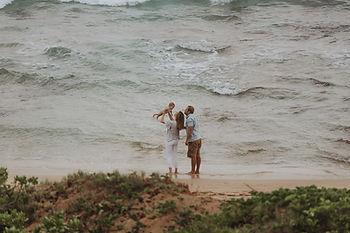 Gemma Rose Photography - Maui Photographer Family Beach