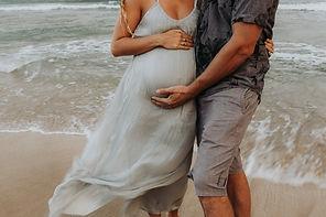 Maternity Babymoon Gemma Rose Photography - Maui Photographer