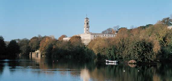 university-lake