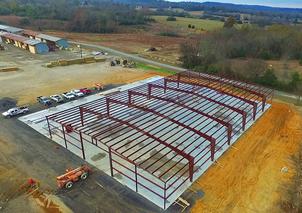 Hatfield Lumber Co. - Hatfield, AR