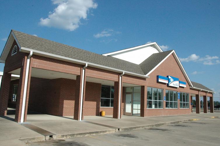 Mena, AR post office