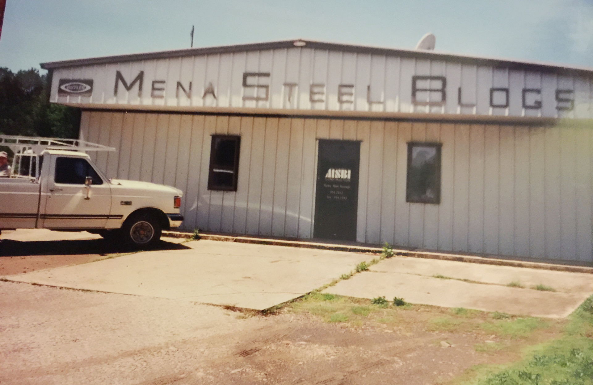 Home office - Mena, Ar 1979