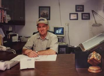 Frank Hebert started MSBI Construction back in 1972
