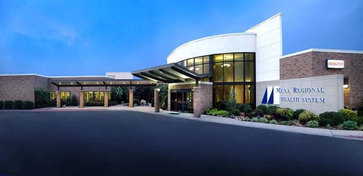 Mena Hospital complete renovation