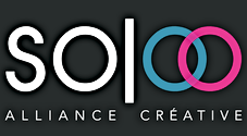 Soloo logo Stephane Lefort graphisme design Vaudreuil creativite alliance