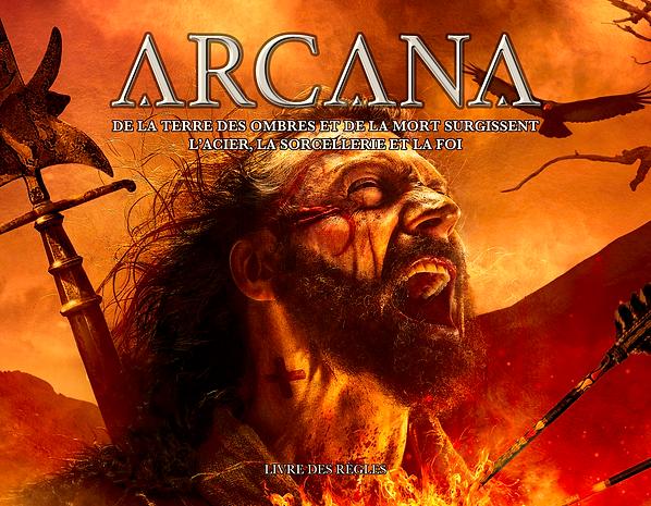 ARCANA - Jeu de rôle - RPG