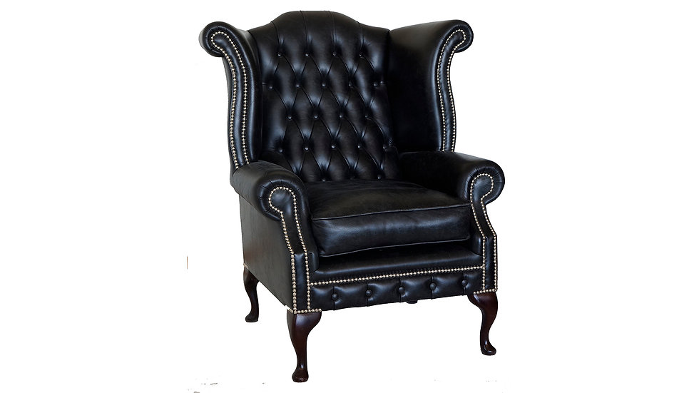 William Blake Wing Chair