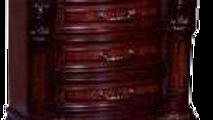 3 Drawer Chest, Dark Oak, Estate Collection