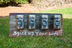 Spice Up Your Life Herb Holder
