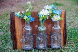 Small Flower Bottle Holder