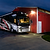 Bus, Motorhome or Semi Truck Light Paint