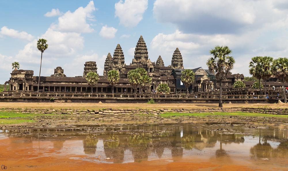 Angkor vat 1M1P