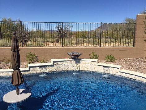 Swimming Pool Service Amp Repair Water Features Phoenix Az