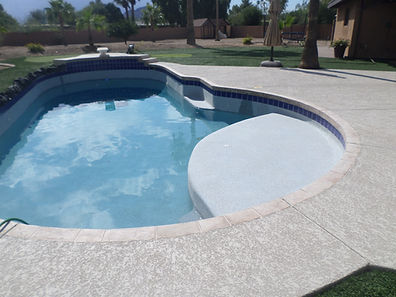 Swimming Pool Service & Repair of Phoenix, AZ fixes pool motors that lock up. We also fix leaky pool pipes and pumps that won't prime.