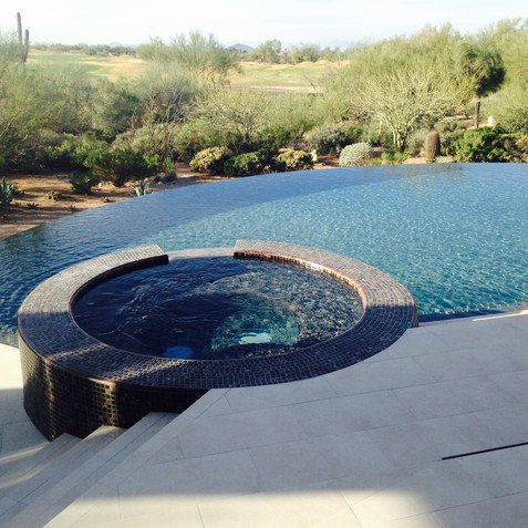 Swimming Pool TIle Replacement