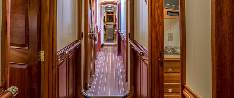 Stateroom Hallway