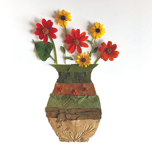 Vase of Fall
