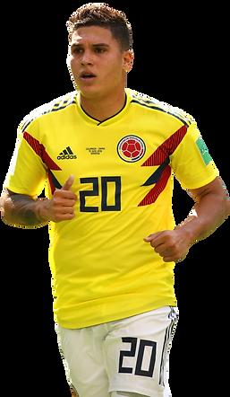 Juan Fernando Quintero - FootyRenders.pn