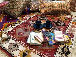 KILIM(キリム)|トルコの遊牧民に伝わる平織りの絨毯