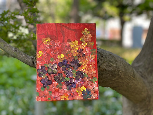 【Ajico ART_2】Red HEART