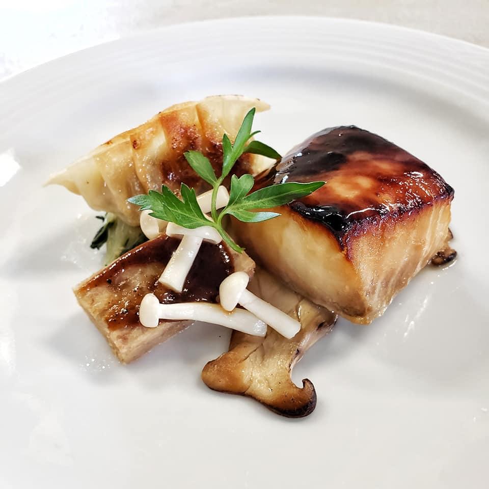 Miso-marinated Gindara Sablefish