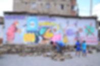 Covid-19 Talking Wall.JPG