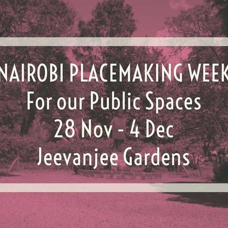 Nairobi Placemakingweek