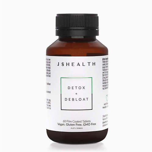 JS HEALTH - Detox + Debloat