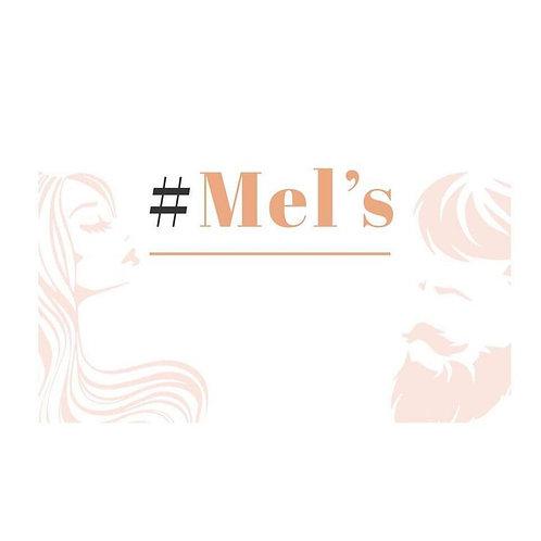 #Mel's Gift Voucher