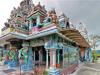Un temple se renouvelle