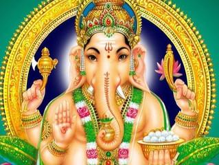 Ganesha adopte des enfants